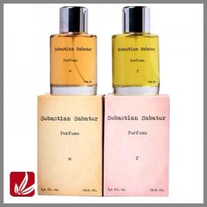 Fabriación de Perfumes Laboratorio Glouss